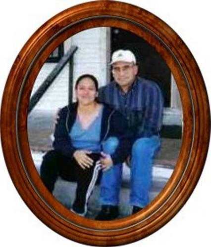 Emily's Dad Roy Garcia and sister Elizabeth Garcia